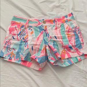 Lilly Pulitzer Cahallan Shorts